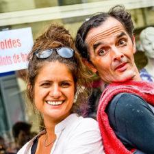Andrea e Christel